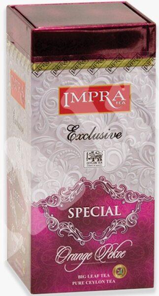 Чёрный чай IMPRA Exclusive SPECIAL Orange Pekoe Box 200г